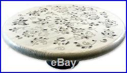 15 Handmade Heavy Duty Cake Stand Plate Cupcake Centerpiece Dessert Pedestal
