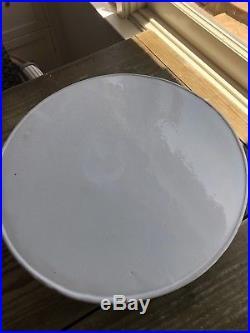 Astier de Villatte pedestal cake plate