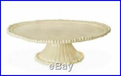 Beatriz Ball Vida Alegria Pedestal Cake Plate Butter new in original packaging