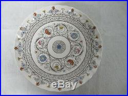 Copeland Spode Florence Pedestal Compote Cake Small Plate Stand 91/2