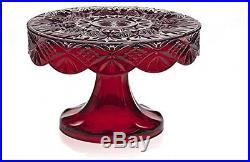 Dublin Cake Plate Stand Holder Round Display Dish Wedding Party Pedestal Dessert