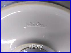 Juliska Berry & Thread Whitewash 16 Footed Pedestal Cake Plate Stand