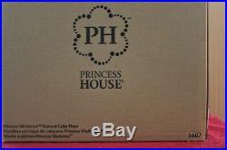 L 3607 Princess House Princess Moderna Pedestal Domed Cake Plate NIB