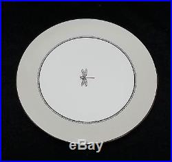 Nearly New LENOX KATE SPADE June Lane Dragonfly CAKE STAND PEDESTAL PLATE