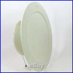Nora Fleming SWISS DOT 14 Pedestal Cake Platter Plate C3 Mint Rare HTF