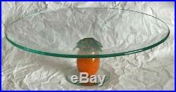 Pineapple Base Pedestal Plate / Cake Stand