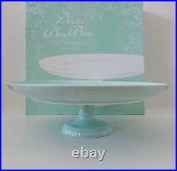 Rare Rosanna D'ecor Bon Bon Large Rimmed Pedestal Cake Plate NIB