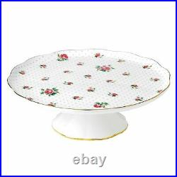 Royal Albert China Tea Party Large Cake Plate Stand 12