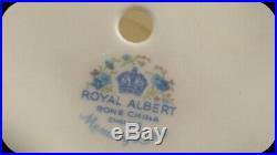 Royal Albert Memory Lane Pedestal Cake Server Stand Plate