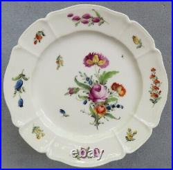 Royal Nymphenburg Germany #1551 Footed Pedestal Cake Plate Germany