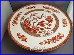 Spode Copeland Fine Bone China England India Tree Pedestal Cake Plate Scarce