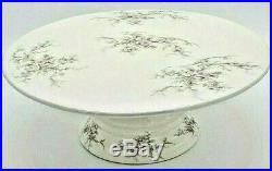 Theodore Haviland New York Gloria Footed Pedestal Cake Plate Stand