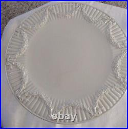 Tiffany & Co. Pedestal Cake Plate 14 Made in Italy