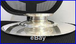 Tiffany & Co. Pedestal plate/cake plate-circa 1907-1947