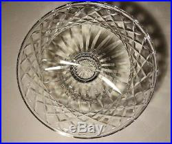 VINTAGE Waterford Crystal ALANA (1952-) Pedestal Footed Cake Plate Stand 10