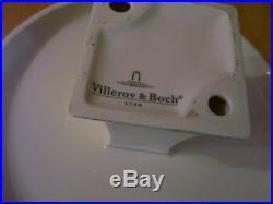 Villeroy Boch French Garden Fleurence Pedestal Cake Stand Plate Fruit 10 inch