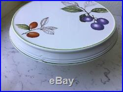 Villeroy and Boch Cascara 13 cake and cookies pedestal plate
