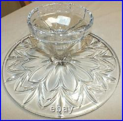 Waterford Crystal Marquis Canterbury Footed Pedestal Cake Plate 11 New